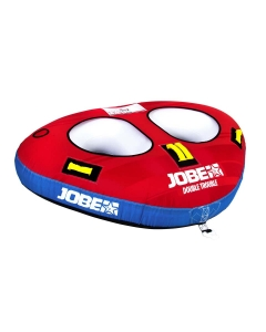 jobe double trouble inflatable towable toy