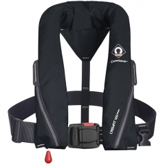 2020 crewsaver crewfit 165 sport black non harness auto lifejacket
