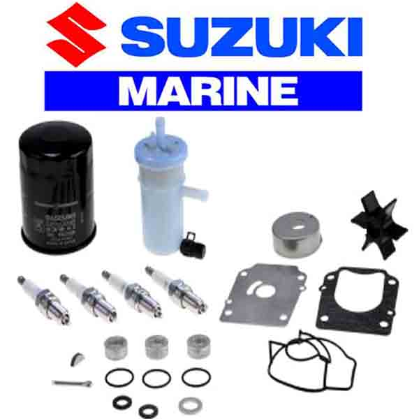 Suzuki Outboard maintenance Kits